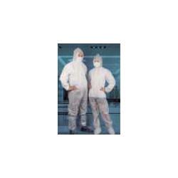 Caja 50 unidades:Mono Buzo PP Blanco Con Capucha
