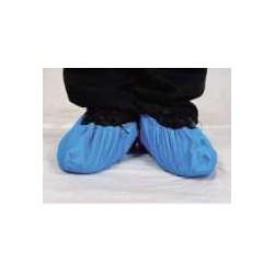 Caja 1000 unidades:Calza de Polietileno Azul