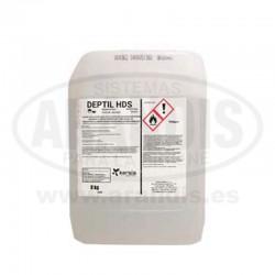 Deptil HDS para superficies garrafa 8kg