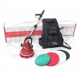 Fregadora de mano con mochila POWR-FLITE